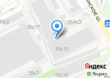 Компания «Форвард-5» на карте
