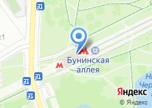 Компания «Станция Бунинская аллея» на карте