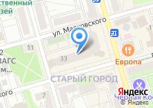 Компания «Автозапчасти КорПром» на карте