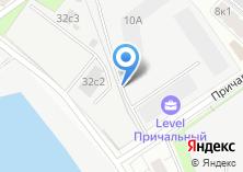 Компания «САНТЕНТ» на карте
