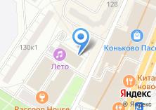 Компания «4x4» на карте
