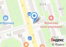 Компания «Цветочный магазин на ул. Куусинена» на карте
