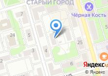 Компания «Марафон ЖКХ» на карте