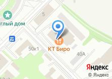Компания «Campina торгово-производственная компания» на карте
