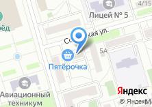 Компания «Наш город» на карте