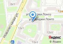 Компания «Биотек» на карте