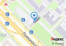 Компания «Университет» на карте