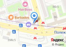 Компания «ПРОЕКТНОЕ БЮРО ДОМАРХ» на карте