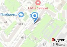 Компания «Солнечногорская 10» на карте