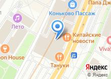 Компания «Мир Атлета» на карте