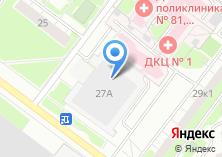 Компания «Ян Примус» на карте