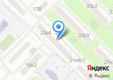 Компания «Стройкомплектация» на карте