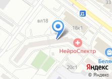 Компания «КБ Информпрогресс» на карте