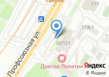 Компания «Комиссионный 97» на карте