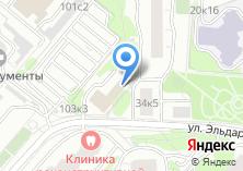 Компания «Управа Обручевского района» на карте