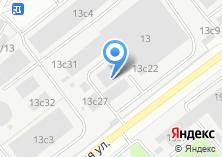 Компания «Чери» на карте