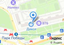 Компания «Икстайл салон» на карте