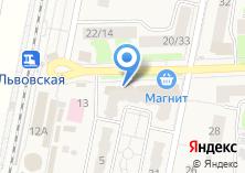 Компания «Строящийся жилой дом по ул. Горького (Львовский)» на карте
