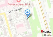 Компания «WifiMag» на карте
