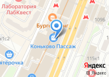 Компания «New Line» на карте