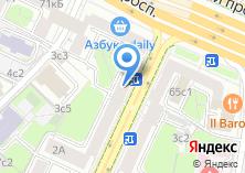 Компания «D-style» на карте