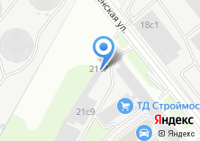 Компания «Грузовые Перевозки» на карте