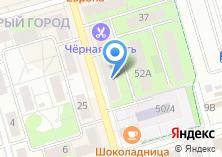 Компания «Жилцентр» на карте