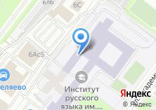 Компания «Икар» на карте