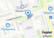 Компания «Прокуратура г. Долгопрудного» на карте