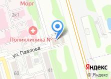 Компания «На Павлова» на карте