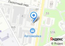 Компания «Комподел» на карте