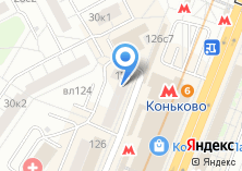 Компания «Черёмушки-1» на карте