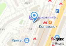 Компания «Ахен» на карте