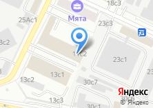 Компания «SimpleTravel» на карте