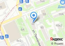 Компания «GoldenRosse» на карте