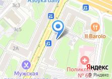 Компания «Адрем Принт» на карте
