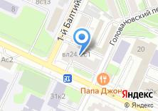 Компания «Оригинал-Аудит» на карте