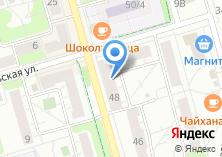 Компания «Нотариус Разумный А.С» на карте