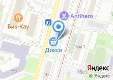 Компания «Azbyka-Mebeli.ru» на карте
