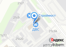 Компания «КОМВЭЙ» на карте