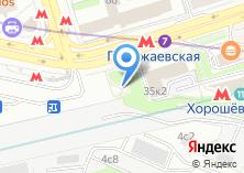 Компания «Белорусские продукты» на карте
