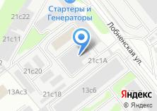 Компания «Flashintop» на карте