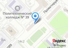 Компания «Дружба ЖСК» на карте