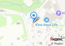 Компания «Абракадабра» на карте