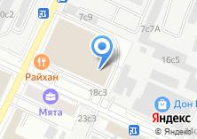 Компания «Эгалио» на карте