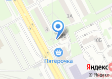 Компания «Кленово-Чегодаево» на карте