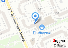 Компания «Магазин бижутерии на Южнобутовской» на карте