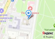 Компания «Фреш РС» на карте
