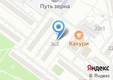Компания «Луноход-2» на карте
