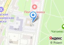 Компания «ДИЦ» на карте